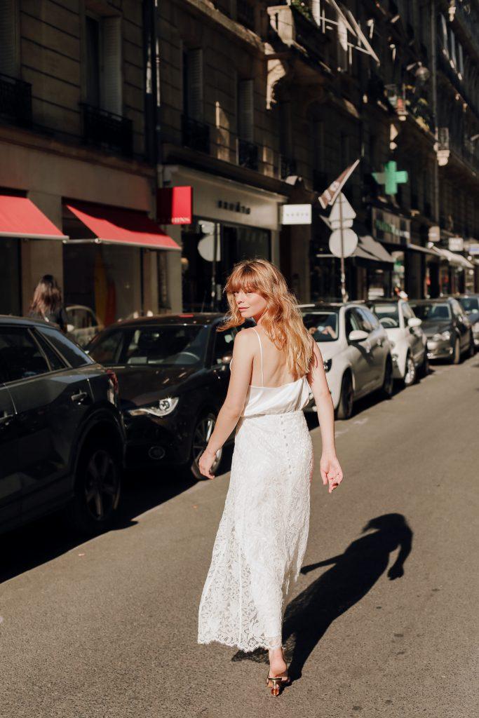 Jupe Flavie - Azéline Paris